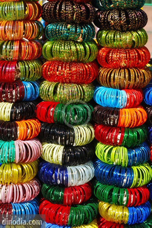 Famous Bangles from Rajasthan