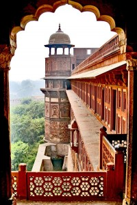 Agra Fort - One of the most interesting fort in India