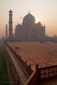 Taj Mahal is the most beautiful monument of the World