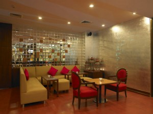 Restaurant of Hotel Royal Orchid Central Jaipur