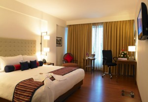 Rooms of Hotel Royal Orchid Central Jaipur