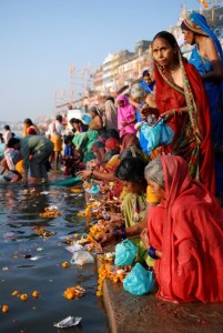 Varanasi Ghats are a must visit in India