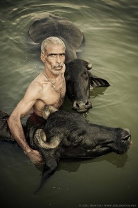 River Ganges is the centre of the daily life