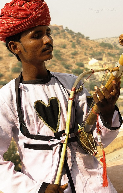 Local Musician of Rajasthan