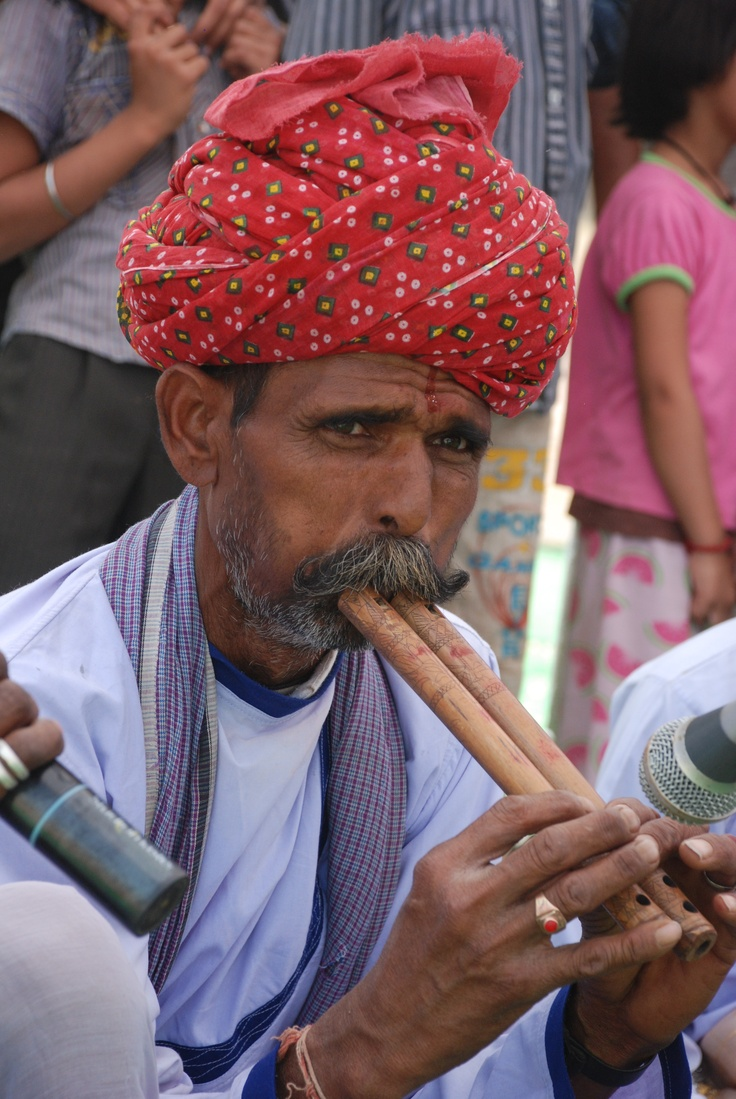 Rajasthan Has Different Instrument